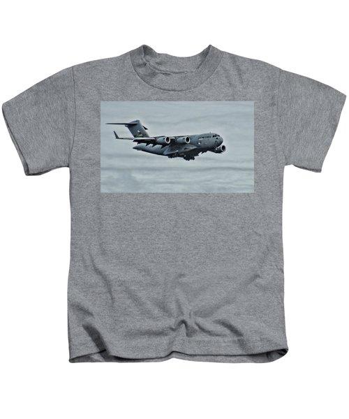 Us Air Force C17 Kids T-Shirt