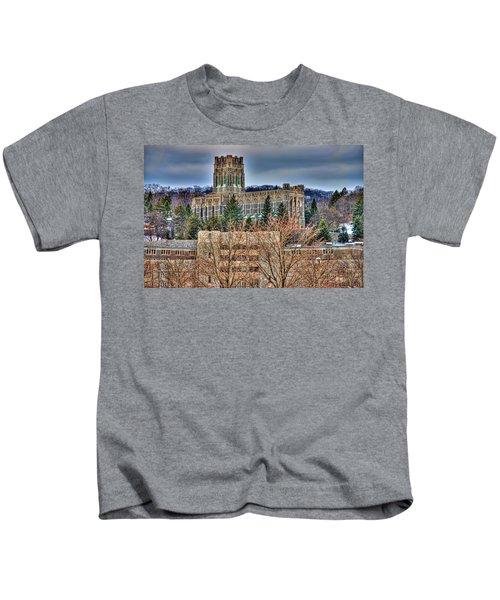 Usma Cadet Chapel Kids T-Shirt