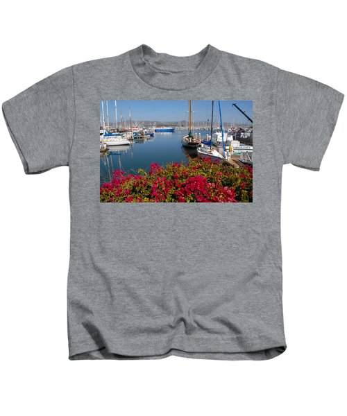 Ventura Harbor Kids T-Shirt
