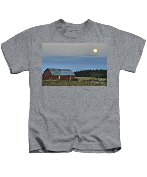 Vermont Full Moon Kids T-Shirt