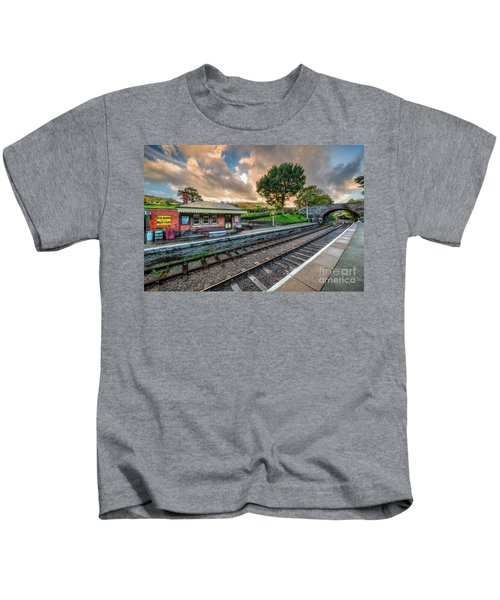 Victorian Station Kids T-Shirt