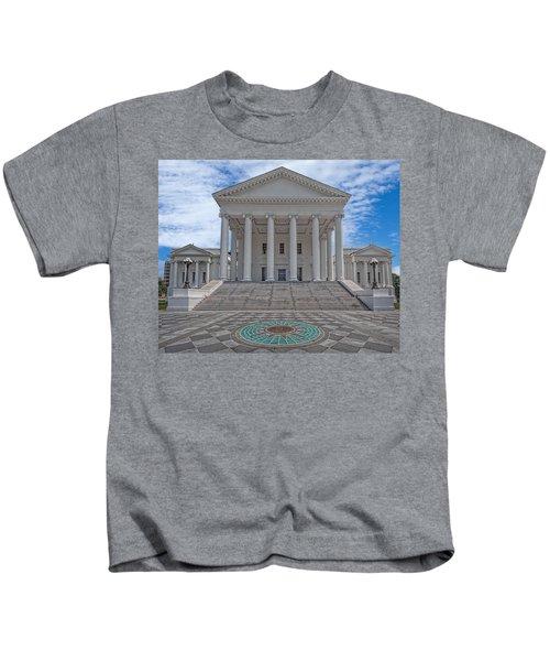 Virginia Capitol Kids T-Shirt