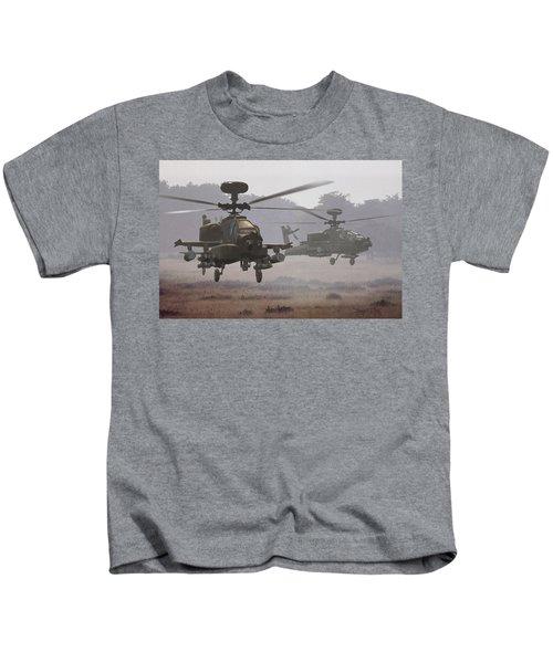 Waltz Of The Hunters Kids T-Shirt