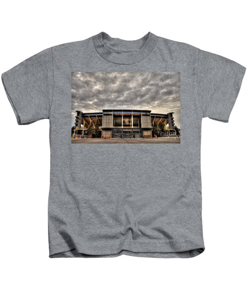 War Memorial Stadium Kids T-Shirt
