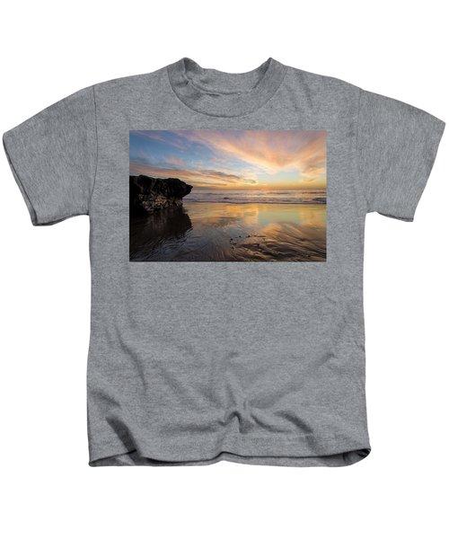 Warm Glow Of Memory Kids T-Shirt