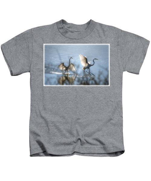 Water Ballet  Kids T-Shirt