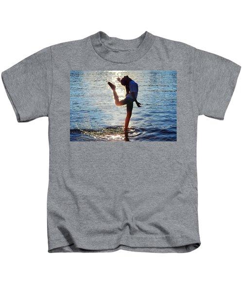 Water Dancer Kids T-Shirt