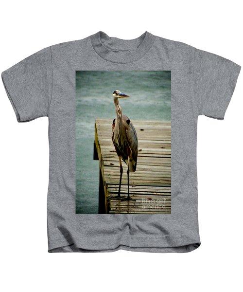 Weather Delay Kids T-Shirt