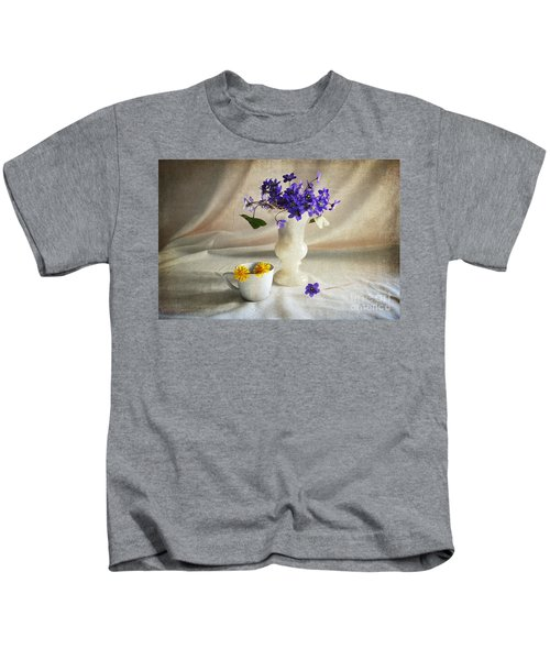 Welcome Spring Kids T-Shirt