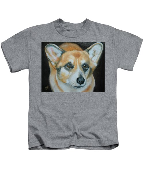 Welsh Corgi Kids T-Shirt
