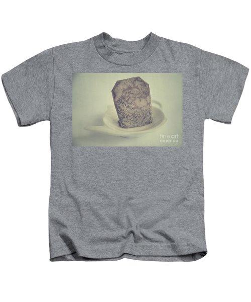 Wet Tea Bag Kids T-Shirt