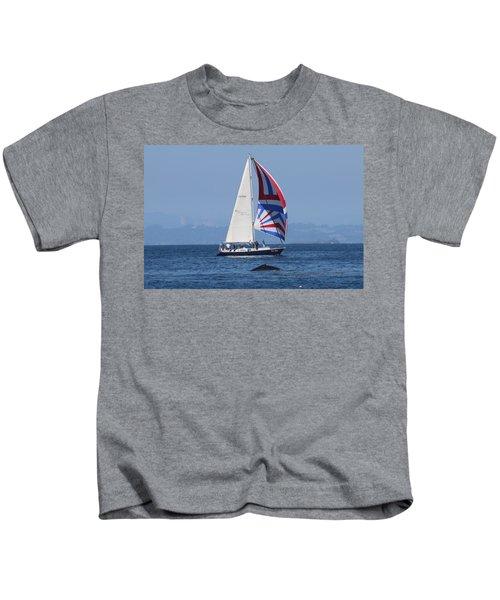 Whale Watching 2  Kids T-Shirt
