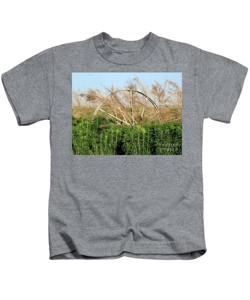 Wheel Forgotten Kids T-Shirt