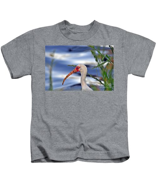 Intriguing Ibis Kids T-Shirt