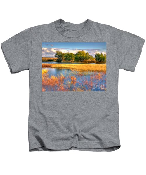 Whitewater Draw Kids T-Shirt