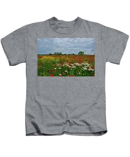Wild Texas Kids T-Shirt
