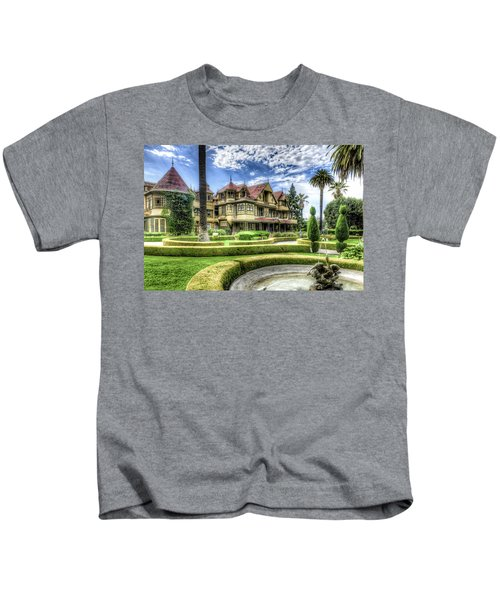 Winchester Mystery House Kids T-Shirt