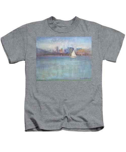 Wind In My Sails Kids T-Shirt