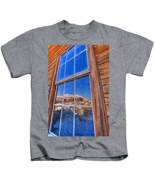 Window To Bodie Kids T-Shirt
