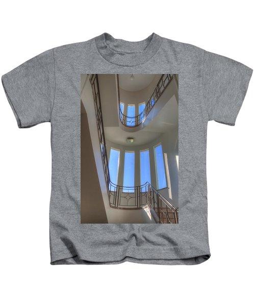 Windows From Below Kids T-Shirt