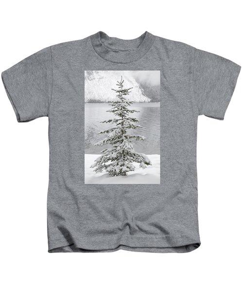Winter Decor Kids T-Shirt