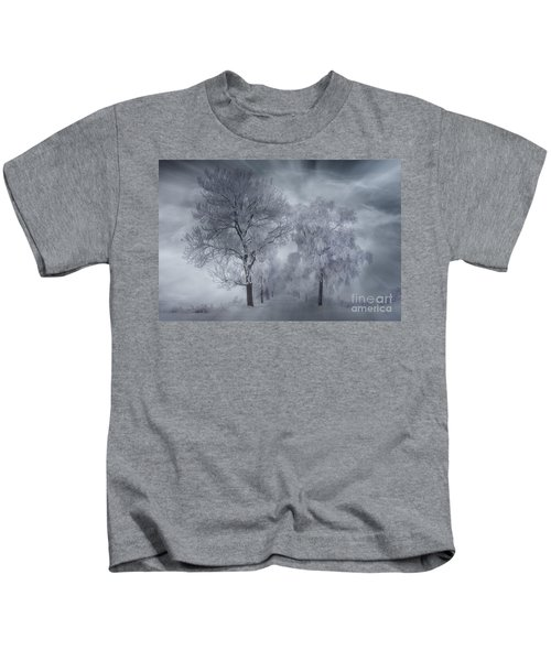 Winter's Magic Kids T-Shirt