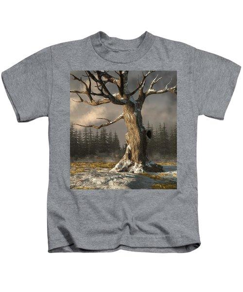 Winterscape Kids T-Shirt