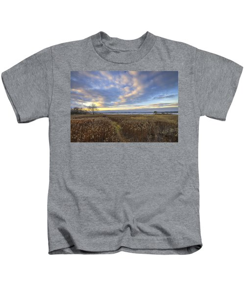 Wonderful Sunset Kids T-Shirt