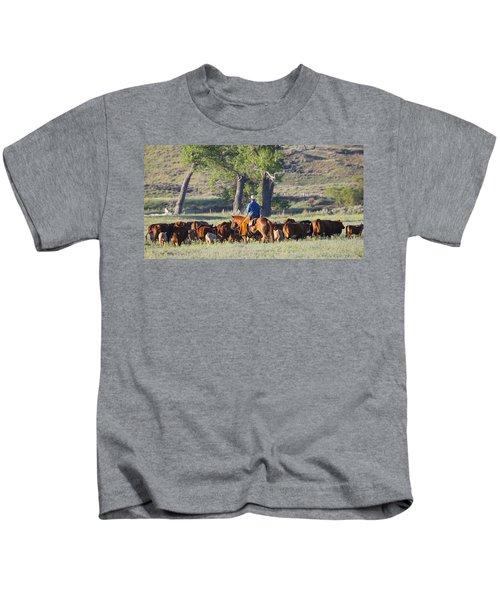 Wyoming Country Kids T-Shirt