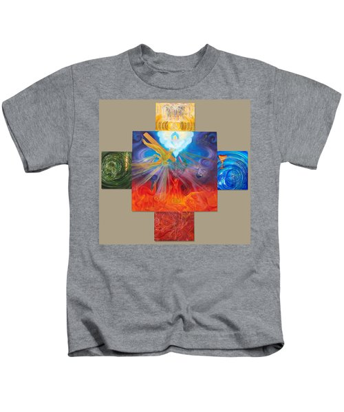 Yahweh El Shaddai Kids T-Shirt