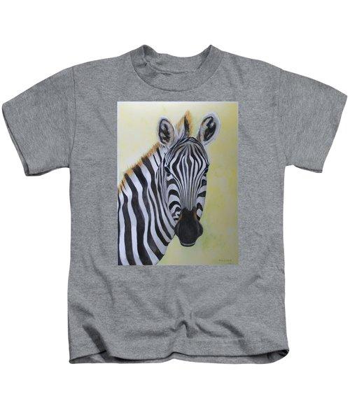 Yipes Stripes Kids T-Shirt