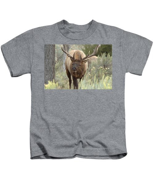 You Looking At Me Kids T-Shirt