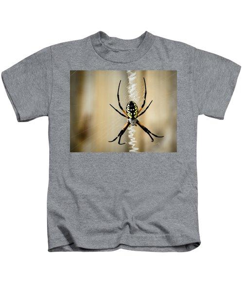 Zig Zag Is More Fun Kids T-Shirt