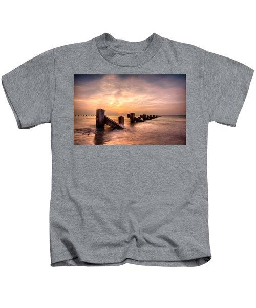 Abermaw Sunset Kids T-Shirt