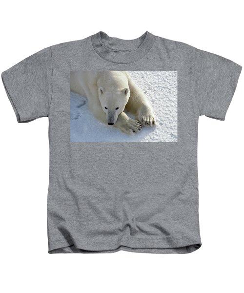 Polar Bear Kids T-Shirt