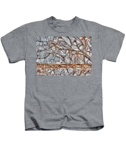 Vine Work Kids T-Shirt