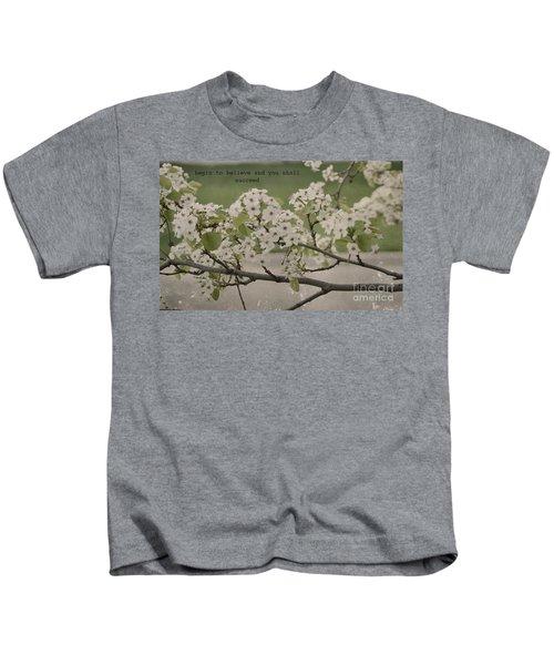 Vintage Spring Kids T-Shirt