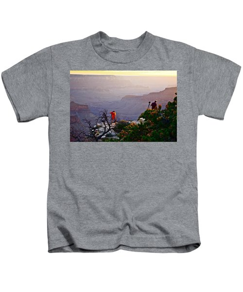 A Grand Meeting Place Kids T-Shirt