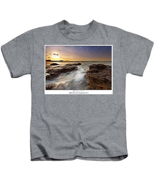 Afternoon Tide Kids T-Shirt