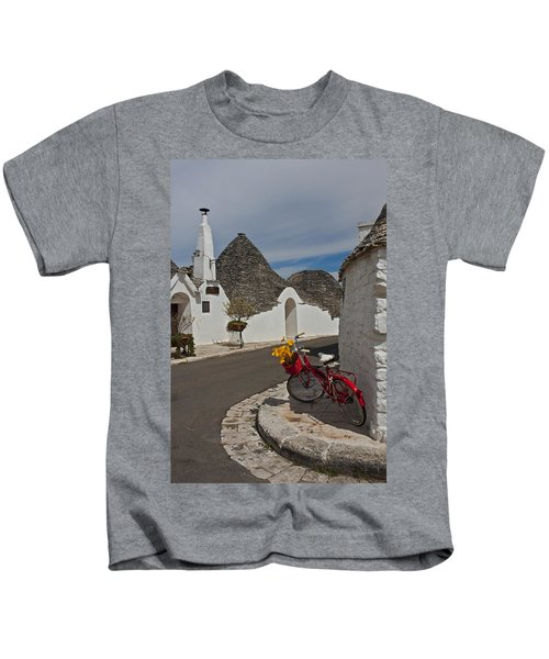 Alberobello - Apulia Kids T-Shirt