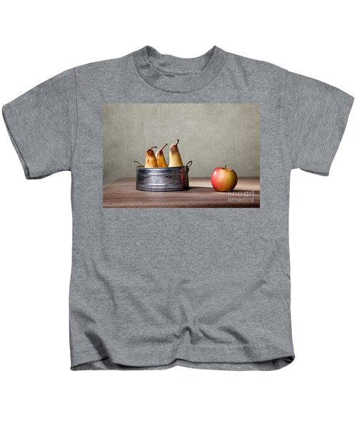 Apple And Pears 01 Kids T-Shirt