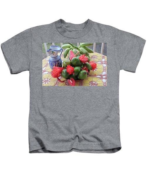 Avocado Time Kids T-Shirt