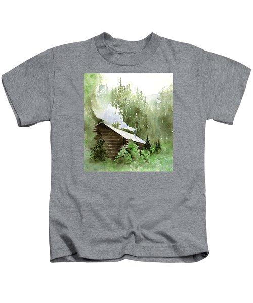 Backcountry Morning Kids T-Shirt