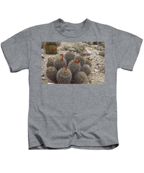 Barrel Cactus Kids T-Shirt