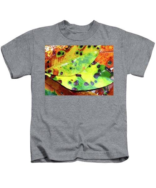 Beauty Of The Change Kids T-Shirt