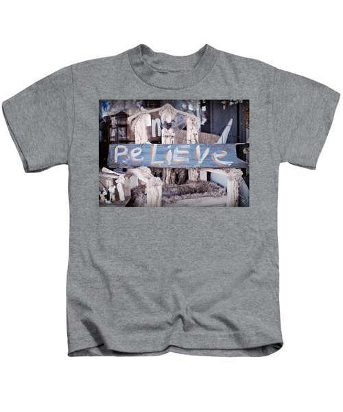 Believe Kids T-Shirt