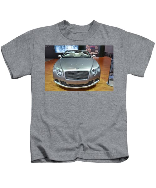 Bentley Starting Price Just Below 200 000 Kids T-Shirt