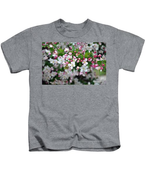 Blossoms On Blossoms Kids T-Shirt