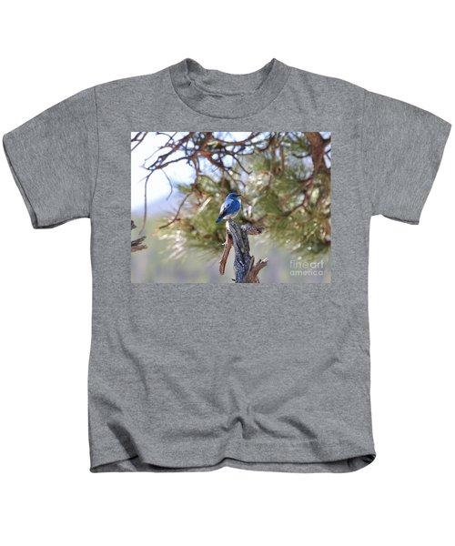 Blue Boy Kids T-Shirt