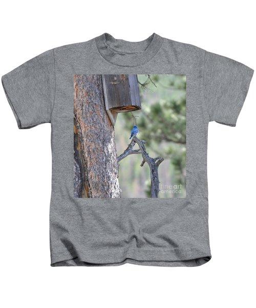 Boy Blue Kids T-Shirt